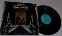Wabash Cannon Ball 1962 Hank Locklin Album Great Cover See!