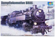 Trumpeter 1/35 Dampflokomotive BR86 Locomotive Scaled Plastic Model Kit