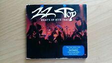 ZZ Top What's Up With That /Live4 Track Digipak CD