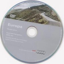 AUDI Mmi Navegación MMI 3G Europa SAT NAV discos DVD A3/A4/A5/A6/TT/R8