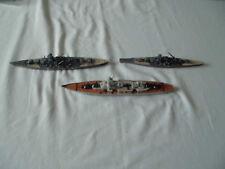 Matchbox,Sea Kings,K-303,Konvolut,Lesney,3 Battleships,Bismarck,Scharnhorst