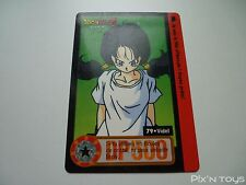 Carte originale Dragon Ball Z Carddass DP N°79 - 725 / Version Française
