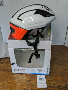 POC Sports Omne Air Spin Helmet -: Zink Orange AVIP - Large 56-61New