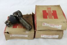 3 Vintage NOS OEM International Harvester Tie Rod End Truck Part 127242R91