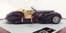 Ilario BUGATTI Atalante Cabriolet Gangloff t57sc 1937 1:43 (chroniques 51)