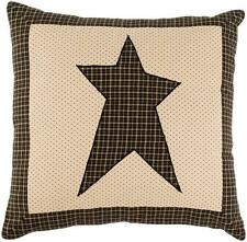 "Kettle Grove 10"" Star Throw Pillow by VHC Brands"