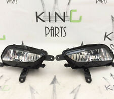 VAUXHALL ASTRA K, ZAFIRA C 2015- FOGLIGHTS GENUINE FOG LAMP LEFT & RIGHT SIDE #8