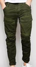 G-Star Air Defence 5620 3D Slim Sage Green Jeans Mens Size 32W 34L *REF141-G