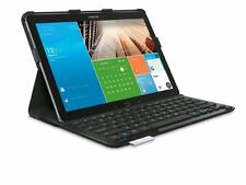 "Logitech Bluetooth Keyboard Folio Cover -Samsung Galaxy Note Pro / Tab Pro 12.2"""