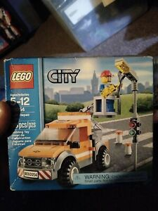 Lego City 60054 Light Repair Truck