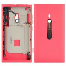 Battery Back Cover with Buttons for Nokia Lumia 800 (Pink)