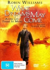 WHAT DREAMS MAY COME New Dvd ROBIN WILLIAMS ***