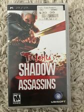 Tenchu Shadow Assassins PSP Video COMPLETE