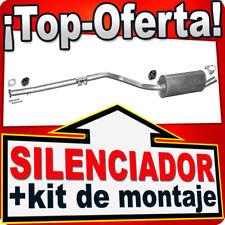 Silenciador Intermedio FORD TRANSIT/TOURNEO CONNECT 1.8Di/TDCi SWB 2006-2010 BBT