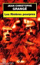 Les Rivières pourpres // Jean Christophe GRANGE // Cinéma // Policier primé