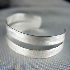 Alloy Silver Fashion Bangles