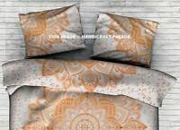 "28"" Pillow Sham Indian Mandala Meditation Cushion Cover Throw Ethnic Pillow Case"