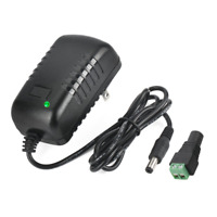 AC Adapter, YIFENG 12V/2A AC DC Switching Power Supply AdapterInput 100-240V, 2A