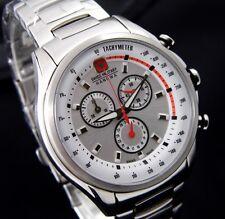 Swiss Military Hanowa 06-5274.04.001 caballeros reloj Chrono acero inoxidable > > > nuevo