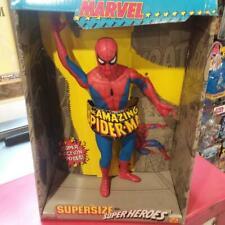 VINTAGE 1991 MARVEL AMAZING SPIDER-MAN SUPERSIZE 14 INCH SUPER HEROS BRAND NEW