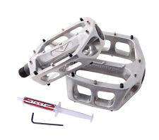 DMR V8 classico piatto Flattie MTB PEDALS-Argento