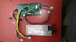 Dell T710 PSU and PDB, L1100A-S0 1100Watt , mining 3D printing etc 89A 12V+