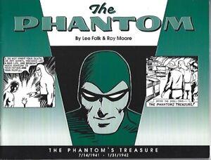 "The Phantom-Lee Falk & Ray Moore- ""Phantom's Treasure"",7/14/41~1/31/42- SC.VF"