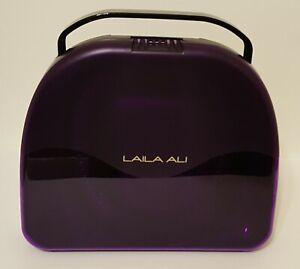 Laila Ali Ionic Dryer Bonnet Hot Cold Hair Portable Case 2 Speed Soft Cap