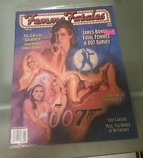 Femme Fatales Magazine James Bond Girls Edition