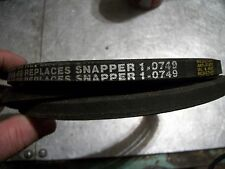 SNAPPER INC 76676 made with Kevlar Replacement Belt