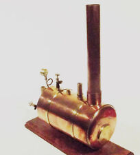 """Live Steam Model marine boiler 4"""" new from pendle steam boilers"""