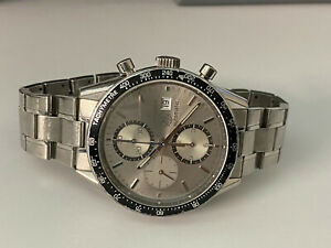 TAG HEUR CARRERA  Automatic Caliber 16 Chronograph W Date  Classic Men's Watch