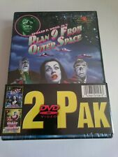 Plan 9 From Outer Space/Robot Monster - 2 Pack DVD- REGION 1 NTSC