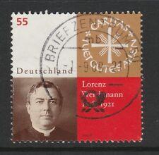 Germany 2008 Lorenz Werthmann Caritas Society SG 3564 FU