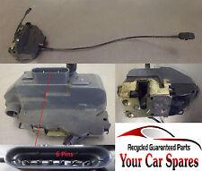Renault Megane Mk2 / Scenic Mk2 - 5 Door - Driver Front Central Locking Motor