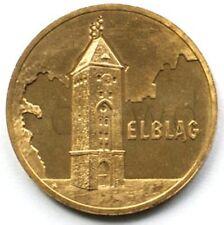 Poland 2 zloty 2006 Elblag (Elbląg) UNC (#900)