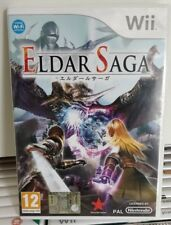 Eldar Saga ( AKA Valhalla Knights: Eldar Saga)  NINTENDO  WII COME NUOVO PAL-ITA