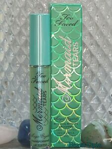 Too Faced Mermaid Tears Mystical Effects Lip Topper 3.20ml New and Boxed