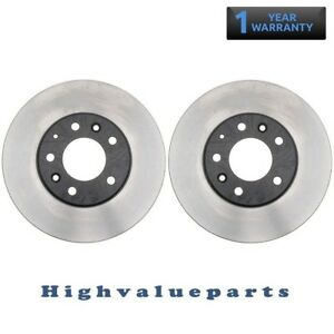 Pair of Disc Brake Rotors BR31367 Front Left &Right for Mazda 6 2003 2004 2005