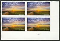#5091 Indiana Statehood, Plate Block [P1111 LR], Mint **ANY 4=FREE SHIPPING**