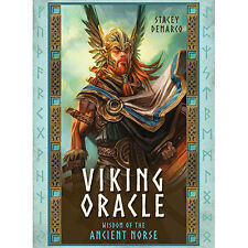 Viking Oracle NEW IN BOX Deck and Book Set by US Games Norse Pagan Rune Cards