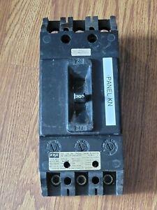 Federal Pacific FPE 200 Amp 600 Volt Circuit Breaker Type NFJ LJ-5579