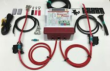 3mtr Sterling BB1230 kit with red 70amp 10mm2 leads Fords Euro6 Transits