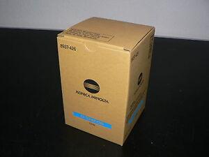 Konica Minolta Originaltoner CF C3B CYAN 8937-426 für CF 1500/1501/2000/2001