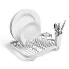 Umbra Sinkin Dish Drainer, White
