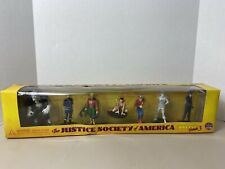 DC Direct The Justice Society Of America 7 Piece Set Series 3