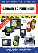 Garmin 80 Fishfinder (DVD)