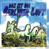 """Das ist die Berliner Luft""  ALT BERLIN CD BMG Ariola 1997 NEU & OVP"