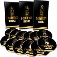 Ecommerce Firesale eBay Amazon Shopify Marketplaces eStore Video Tutorial