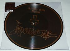 Venom At War With Satan Picture Disc LP RSD 17 Vinyl Edition NEW - OFFICIAL